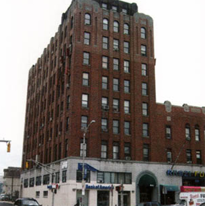 Jersey City, New Jersey – Commercial Mortgage